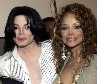 latoya and michael jackson