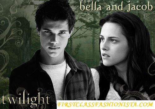 Bella and Jacob Together