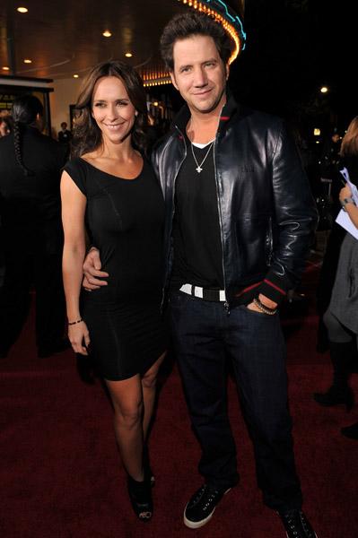 Jennifer Love Hewitt and Jamie Kennedy
