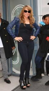 Mariah Carey Sighting