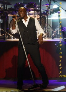 Seal on Soul Tour