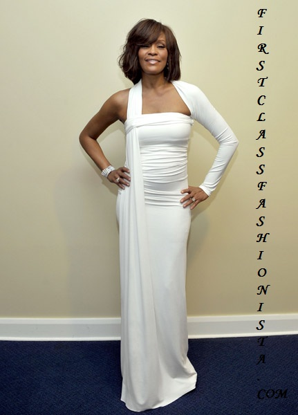 Whitney Houston at 2009 AMA
