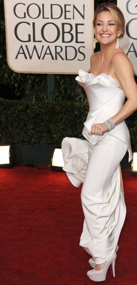 Kate Hudson Golden Globe Dress