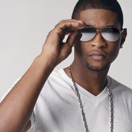 Usher Robbed