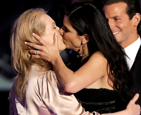 This <b>Sandra Bullock</b> and Meryl