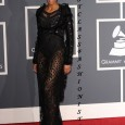 "Ciara on the Red Carpet of the 2010 Grammy Awards. Ciara's red carpet hairstyle and dress at the 52nd Annual ""Grammy Awards"" held at Staples Center in Los Angeles, California..."