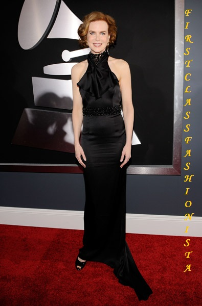Nicole Kidman Grammy Awards Dress