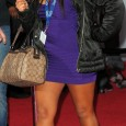 "Jersey Shore's Snooki (Nicole Polizzi) on the Red Carpet of the 2010 Grammy Awards. Seriously. Everyone is talking about Snooki's red carpet hairstyle and dress at the 52nd Annual ""Grammy..."