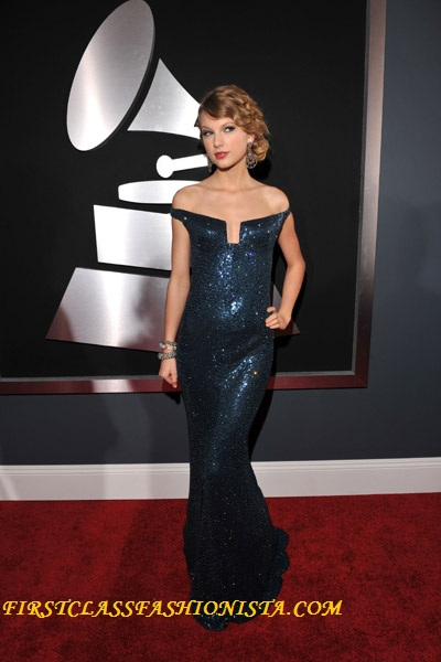 Taylor Swift Grammy Awards Dress