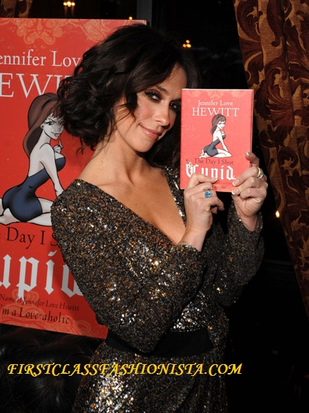 Jennifer Love Hewitt New Book