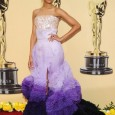 Zoe Saldana on the Red Carpet of the 2010 Academy Awards. Zoe Saldana's red carpet hairstyle and dress at the 2010 Academy Awards. Who is Zoe Saldana's 2010 Academy Awards...