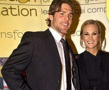 carrie underwood and mike fisher wedding date