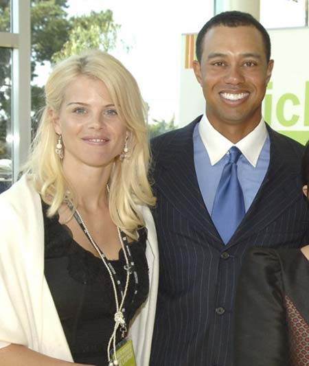 tiger woods and wife