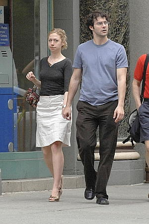 Chelsea Clinton and Fiance