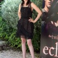 "First Class Fashionista Kristen Stewart at ""The Twilight Saga: Eclipse"" photocall held at the Hotel Russie in Rome, Italy on June 17, 2010. Who is Kristen Stewart's dress designer for..."