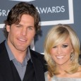 "Carrie Underwood and Mike Fisher Married! ""She looked so stunning, I was thanking God for her, for that moment. It's something I'll never forget,"" says Mike Fisher. Carrie Underwood and..."