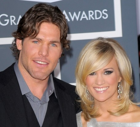 Carrie Underwood Honeymoon