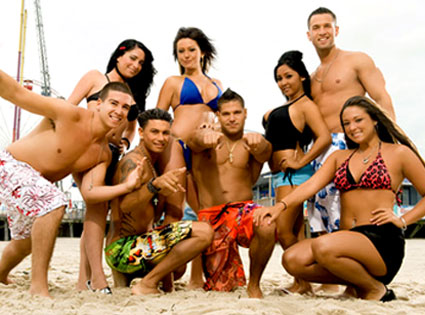 The Jersey Shore Cast Pictures