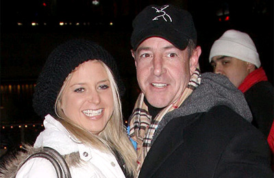Michael Lohan and Kate Major Together