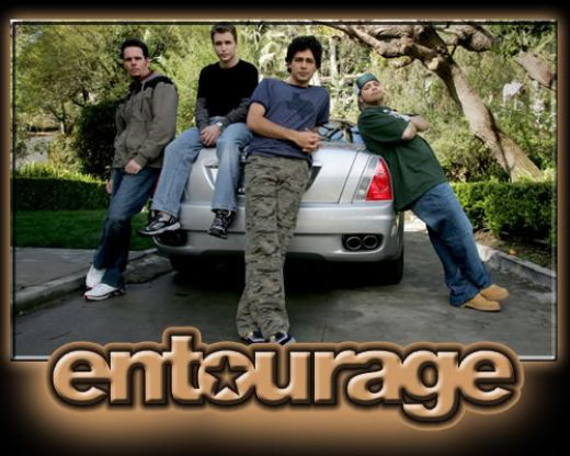 John Stamos on Entourage