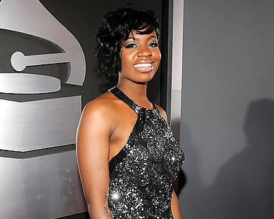 Fantasia Barrino Latest Pictures
