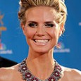 Heidi Klum Red Carpet Hairstyle: Hedi Klum's Hairstyle on Emmy Awards Red Carpet Heidi Klum wore this hairstyle on the red carpet of the 62nd Primetime Emmy Awards hosted at...