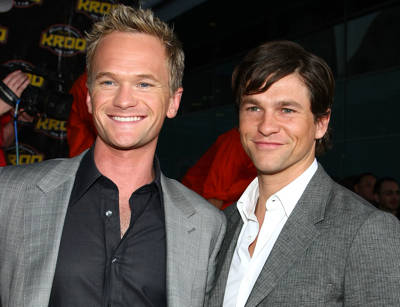 neil patrick harris boyfriend david burtka. Neil Patrick Harris and David