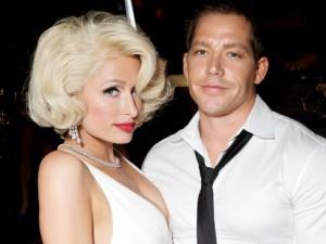Paris Hilton and Boyfriend
