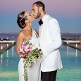 Alicia Keys Married and Pregnant Swizz Beatz has made Alicia Keys an honest woman. 6 months pregnant, Alicia Keys walked down the aisle in a Vera Wang wedding dress and...