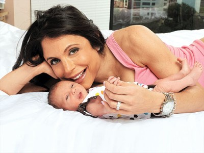 bethenny frankel bryn 1st birthday. ethenny frankel and daughter