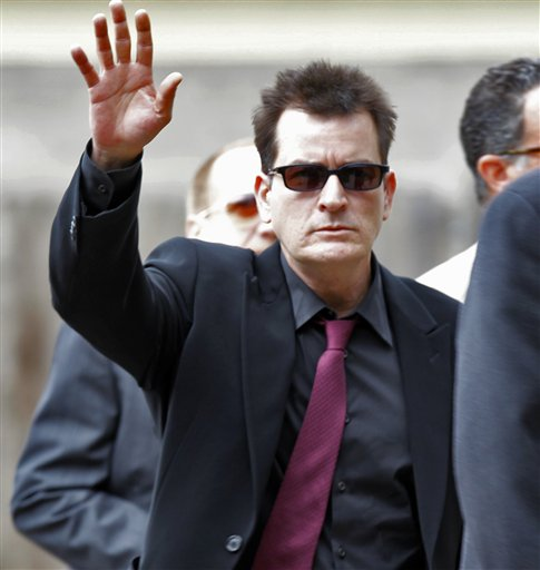 Charlie Sheen Pictures
