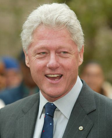 Bill Clinton Weight