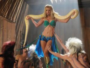 Britney Spears Episode of Glee