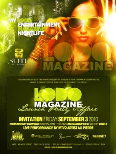 LoDo Magazine Suite 200 Party