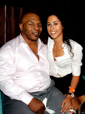Mike Tyson Expecting Eighth Child- Lakiha Spicer Tyson Pregnant