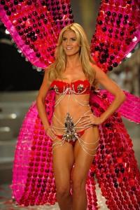 Victoria's Secret Supermodel  Heidi Klum