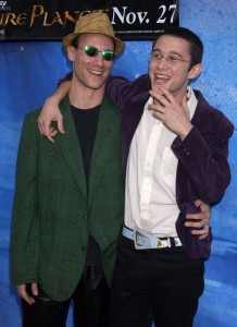 Joseph and Dan Gordon Levitt