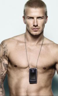 David Beckham Underwear Line