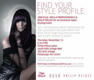 Philip Pelusi Salon Styling Event