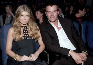 Fergie and Husband Josh