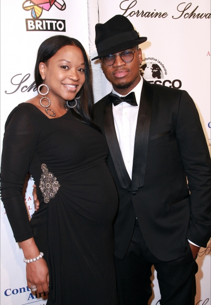 NeYo and Monyetta Shaw
