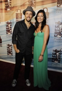Jason Mraz and Tristan Prettyman