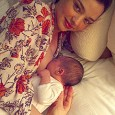 After tying the knot and a month later announcing she was pregnant; the moment had finally come. Victoria's Secret model Miranda Kerr is a new mom, and Orlando Bloom a...