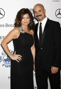 Valerie Bertinelli and Husband