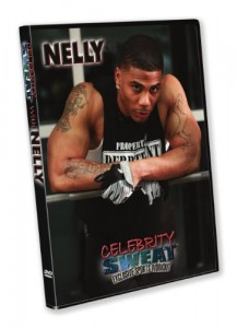 Nelly Celebrity Sweat