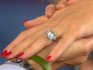 Kate Hudson Engagement Ring