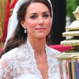 On her wedding day, Kate Middleton, now Her Royal Highness the Duchess of Cambridge, wore her hair pinned back from her face but long and wavy, falling past her shoulders...