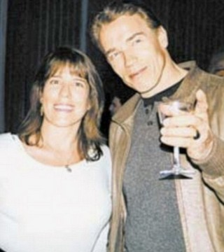 Arnold Schwarzenegger Mistress