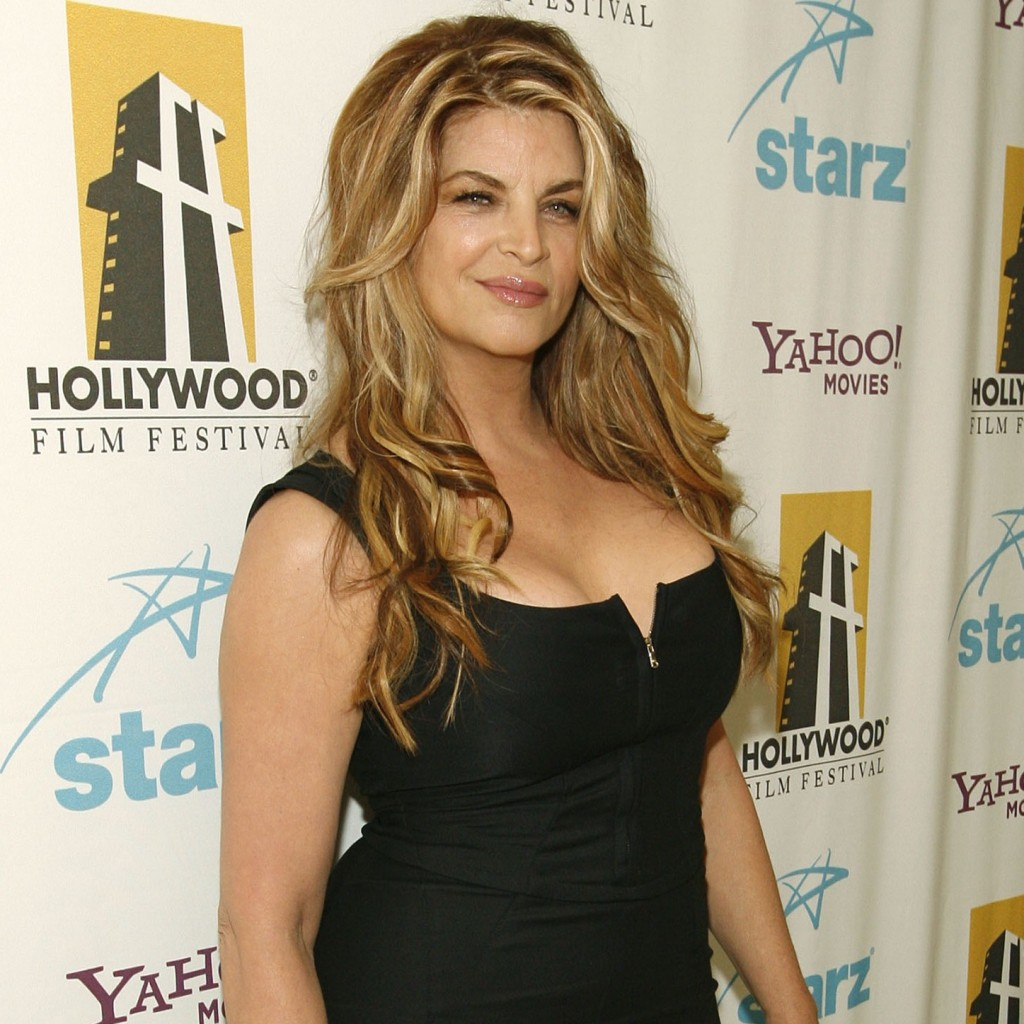 Kirstie Alley After Dancing with the Stars