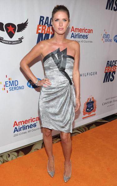 Nicky Hilton Dress Race to Erase MS